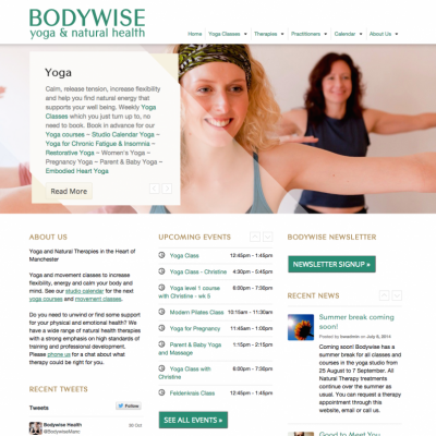 Bodywise Yoga & Natural Health