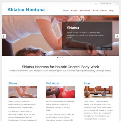 Shiatsu Montana