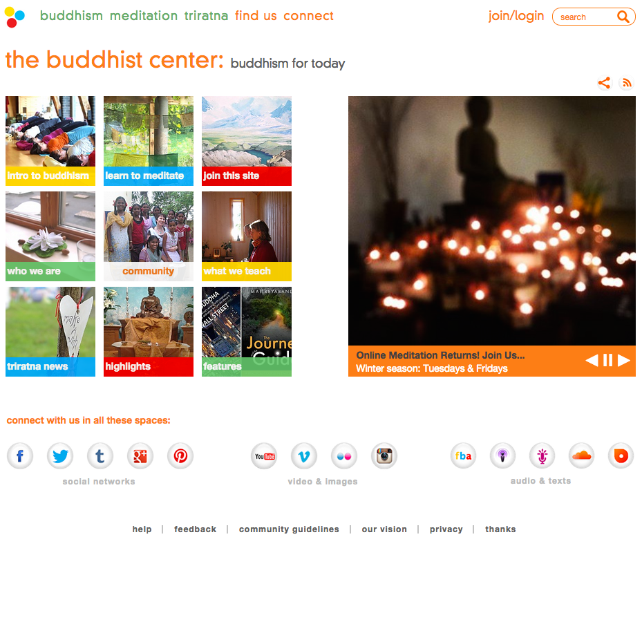 The Buddhist Centre
