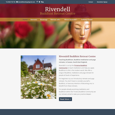 Rivendell Retreat Centre